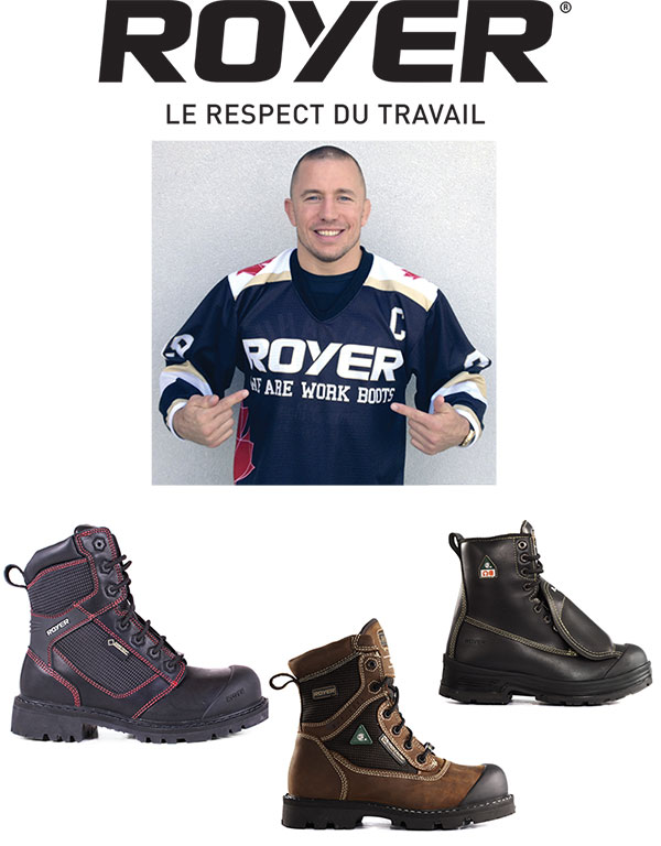 Royer, le respect du travail